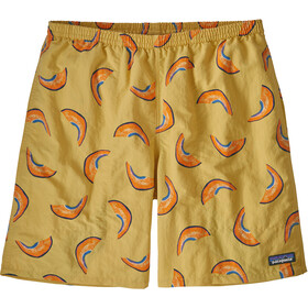 "Patagonia Baggies 7"" Longs Heren, melons/surfboard yellow"